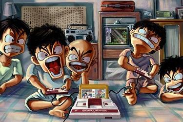 让80后和90后回忆童年的赚钱软件:快乐小游戏
