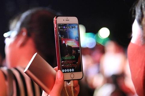 手机直播赚钱