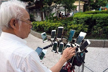 退休老人可以用阅读软件赚钱